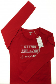 vetement d occasion enfant Tee-shirt manches longues - 14 ans - NEUF Orchestra 12 ans Orchestra