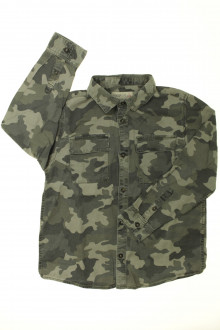 vêtements occasion enfants Chemise camouflage Zara 7 ans Zara