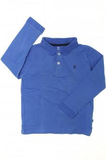 vêtements occasion enfants Polo manches longues Okaïdi 6 ans Okaïdi