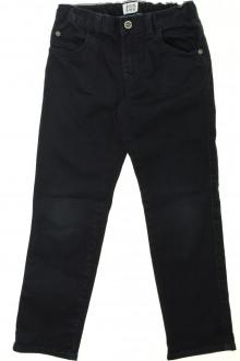 vetement marque occasion Pantalon en toile Armani Junior 7 ans Armani Junior