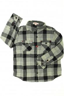 vetement occasion enfants Chemise doublée à carreaux DPAM 4 ans DPAM