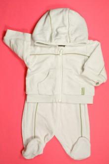 vetement bébé d occasion Survêtement en velours H&M Naissance H&M
