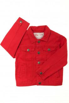 vetement occasion enfants Veste en jean de couleur DPAM 4 ans DPAM