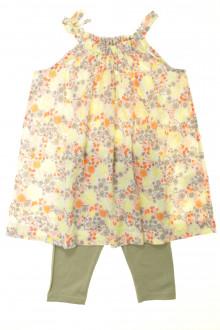 vetement d'occasion enfants Ensemble robe et legging Vertbaudet 4 ans Vertbaudet