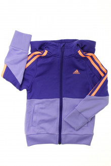 vetement enfant occasion Sweat à capuche Adidas 4 ans Adidas