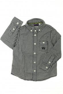 vetement occasion enfants Chemise à petits carreaux Sergent Major 3 ans Sergent Major