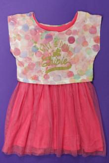 vêtements occasion enfants Robe bi-matière Chipie 4 ans Chipie