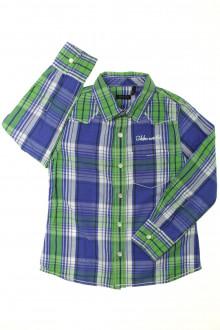 vêtements occasion enfants Chemise à carreaux IKKS 6 ans IKKS
