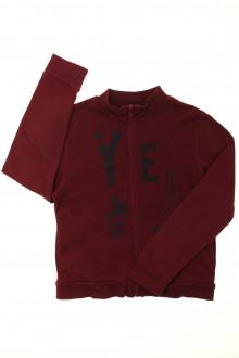 vêtements occasion enfants Sweat zippé YCC214 6 ans YCC214