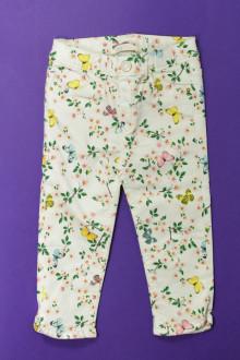 vêtements occasion enfants Pantalon fleuri H&M 4 ans H&M