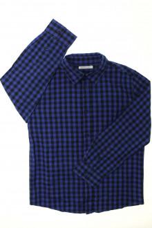 vetements enfant occasion Chemise à carreaux Monoprix 8 ans Monoprix
