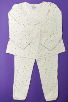vêtement enfant occasion Pyjama en coton étoilé Cyrillus 6 ans Cyrillus