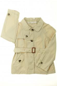 vêtements occasion enfants Trench court H&M 7 ans H&M