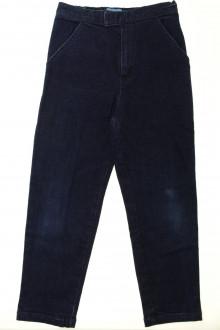 vêtements enfants occasion Chino en jean Cyrillus 8 ans Cyrillus