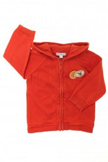 vêtements enfants occasion Gilet zippé Vertbaudet 3 ans Vertbaudet