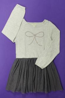 vêtements occasion enfants Robe bi-matière Vertbaudet 5 ans Vertbaudet