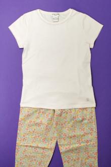vetement occasion enfants Pyjama en coton Cyrillus 8 ans Cyrillus