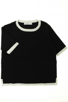vêtements enfants occasion Pull manches courtes Zara 12 ans Zara