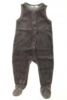habits bébé Pyjama/Dors-bien en velours Bout'Chou 6 mois Bout'Chou