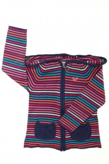vêtements occasion enfants Gilet rayé Roxy 7 ans Roxy