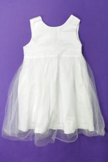 habits bébé Robe de cérémonie Vertbaudet 18 mois Vertbaudet