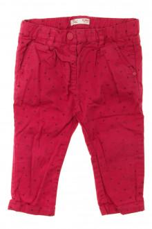 Habits pour bébé occasion Pantalon en toile DPAM 12 mois DPAM