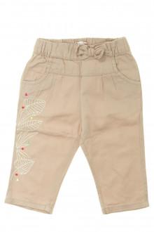 vêtements bébés Pantalon brodé DPAM 6 mois DPAM