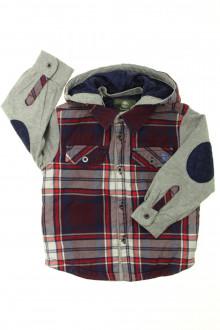 vetement d occasion enfant Chemise molletonnée Timberland 2 ans Timberland