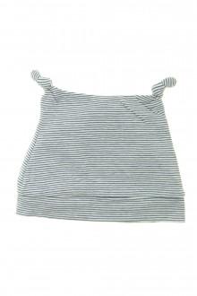 Habit d'occasion pour bébé Bonnet en coton milleraies Absorba 18 mois Absorba