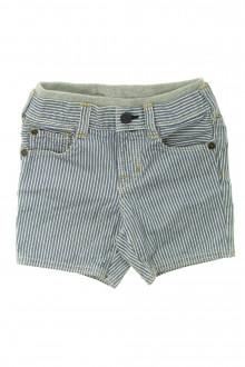 vêtements occasion enfants Short rayé Gap 2 ans Gap