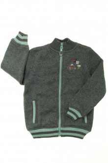 vetements enfants d occasion Sweat zippé Sergent Major 3 ans Sergent Major