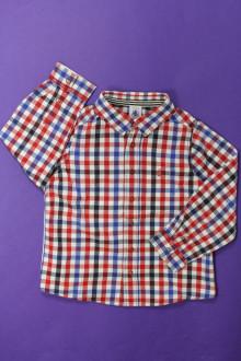 vêtements enfants occasion Chemise bi-matière Petit Bateau 3 ans Petit Bateau