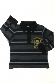 vêtements occasion enfants Polo rayé manches longues IKKS 2 ans IKKS