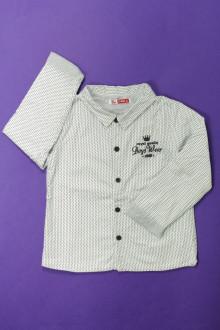 vetements enfants d occasion Chemise doublée à pois DPAM 2 ans DPAM