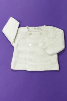 habits bébé occasion Gilet Bout'Chou 1 mois Bout'Chou