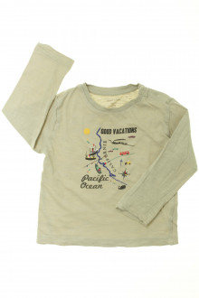 vetement marque occasion Tee-shirt manches longues