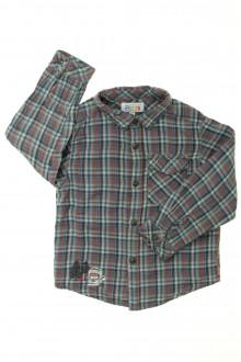 vetement d'occasion enfants Chemise à carreaux La Compagnie des Petits 3 ans La Compagnie des Petits