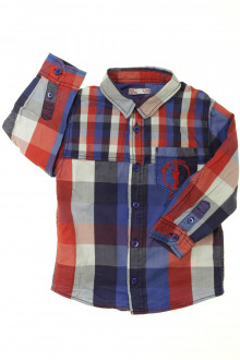vetement occasion enfants Chemise à carreaux DPAM 3 ans DPAM