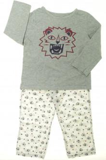 vetement d occasion enfant Pyjama en coton