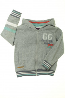 vêtements d occasion enfants Sweat zippé