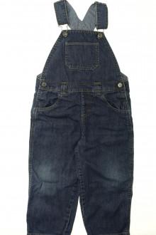 vêtements enfants occasion Salopette en jean Bout'Chou 3 ans Bout'Chou
