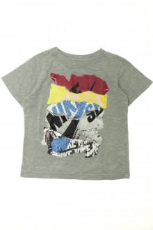 vêtements enfants occasion Tee-shirt manches courtes Nike 4 ans Nike