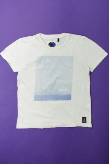 vetement occasion enfants Tee-shirt manches courtes IKKS 5 ans IKKS