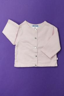 vêtements bébés Gilet à pressions Jacadi 6 mois Jacadi