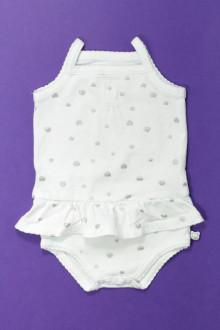 Habits pour bébé Body à pois Noukie's 6 mois Noukie's
