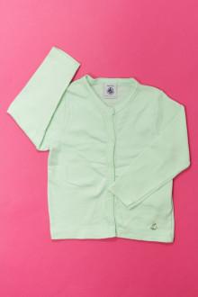 vetements d occasion bébé Tee-shirt manches longues à pressions Petit Bateau 18 mois Petit Bateau