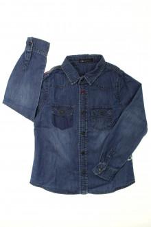 vetements enfants d occasion Chemise en jean IKKS 5 ans IKKS