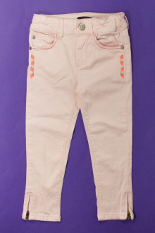 vetement marque occasion Pantalon en toile brodé Catimini 5 ans Catimini