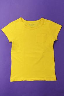 vêtements occasion enfants Tee-shirt manches courtes Monoprix 6 ans Monoprix