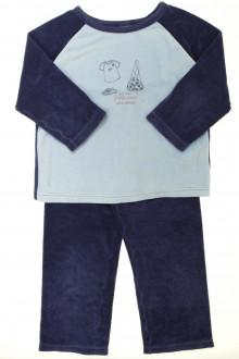 vetement d'occasion Pyjama en velours